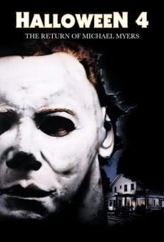 Ver película Halloween 4 - El regreso de Michael Myers