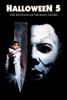Ver película Halloween 5 - La venganza de Michael Myers