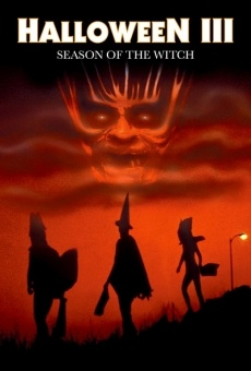 Halloween III. El día de la bruja online