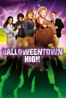 Halloweentown High online