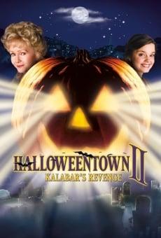Ver película Halloweentown. La venganza