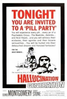 Ver película Generación de alucinaciones