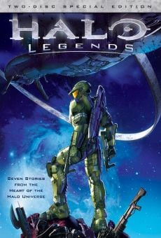 Halo Legends online