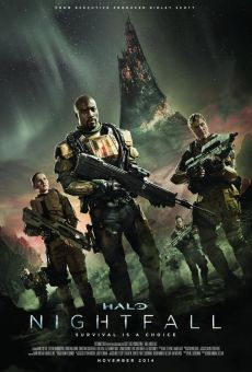 Ver película Halo: Nightfall