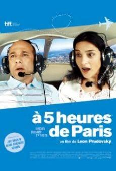 Hamesh Shaot me'Pariz Online Free