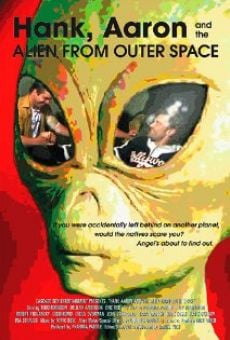Película: Hank, Aaron and the Alien from Outer Space