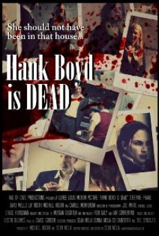 Película: Hank Boyd Is Dead