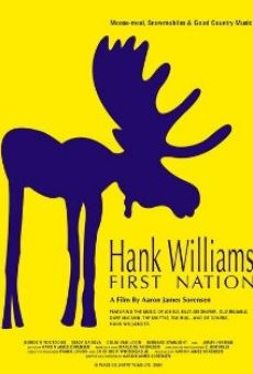 Película: Hank Williams First Nation