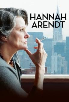 Ver película Hannah Arendt