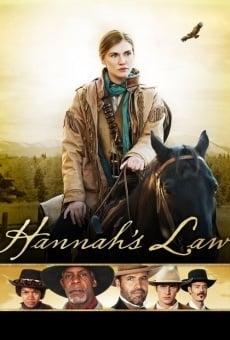 Ver película Hannah's Law