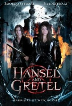 Hansel & Gretel: Warriors of Witchcraft online streaming