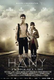 Hany on-line gratuito