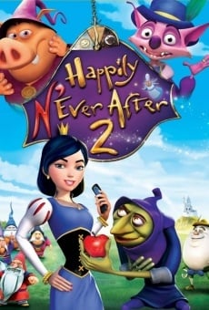 Watch Happily N'Ever After 2 online stream