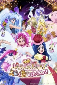 Happiness Charge Pretty Cure!: Ballerina of the Doll Kingdom on-line gratuito