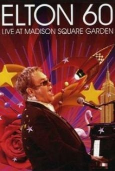 Película: Happy Birthday Elton! From Madison Square Garden, New York