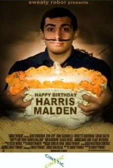 Película: Happy Birthday, Harris Malden