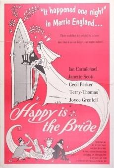 Ver película Feliz es la novia