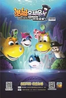 Ver película Pequeño Submarino Feliz: Caja Mágica del Tiempo