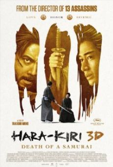 Hara-Kiri: La muerte de un Samurai online