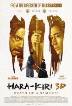 Hara-Kiri: mort d'un samourai