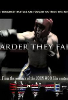 Harder They Fall on-line gratuito