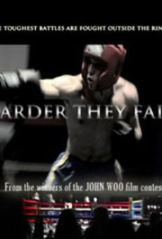 Harder They Fall en ligne gratuit