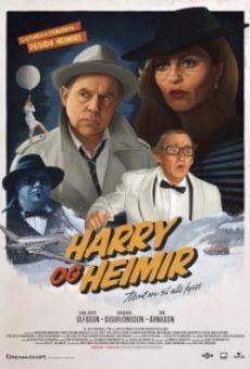 Harry & Heimir: Morð eru til alls fyrst
