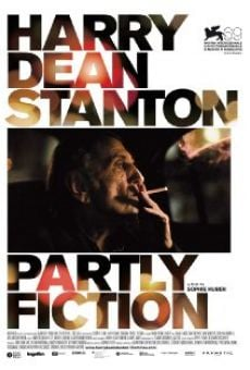 Película: Harry Dean Stanton: Partly Fiction