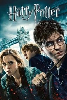 Harry Potter y las reliquias de la muerte - Parte 1 online gratis