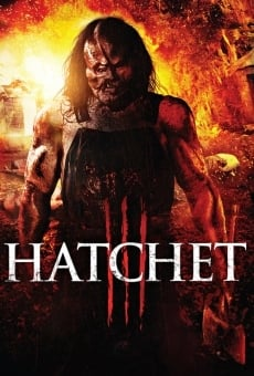 Hatchet III on-line gratuito
