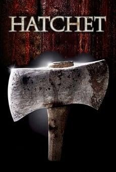 Ver película Hatchet