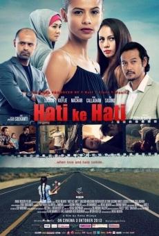 Ver película Hati Ke Hati