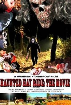 Ver película Haunted Hay Ride: The Movie