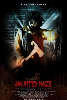 Haunted Maze on-line gratuito
