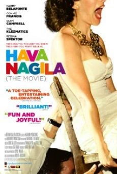 Película: Hava Nagila: The Movie