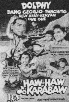 Ver película Haw haw de karabaw