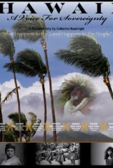 Hawaii: A Voice for Sovereignty on-line gratuito