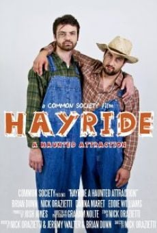 Ver película Hayride: A Haunted Attraction