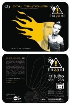 Hazard Project on-line gratuito