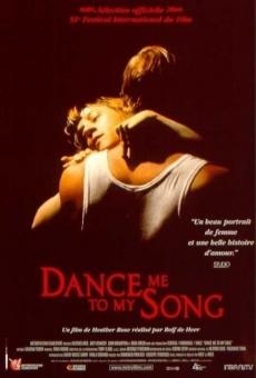 Hazme bailar mi canción online