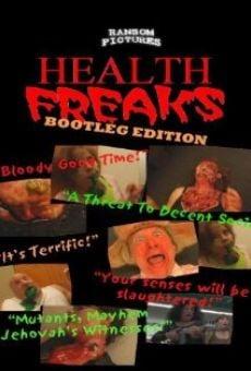 Ver película Health Freaks
