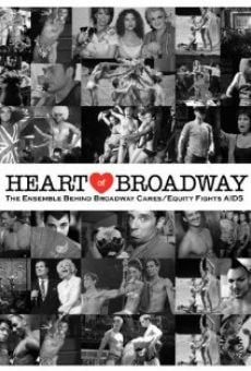 Ver película Heart of Broadway: The Ensemble Behind Broadway Cares/Equity Fights AIDS