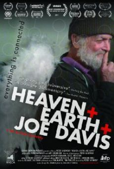 Ver película Heaven and Earth and Joe Davis