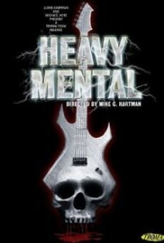 Película: Heavy Mental: A Rock-n-Roll Blood Bath