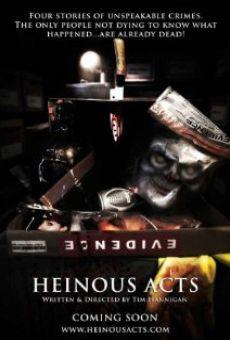 Heinous Acts on-line gratuito