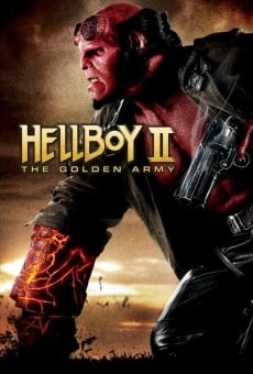 Hellboy 2: The Golden Army online
