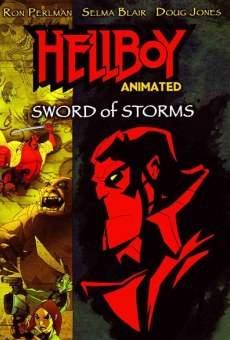 Hellboy Animated: Sword of Storms en ligne gratuit