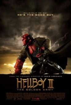 Hellboy II: The Golden Army gratis
