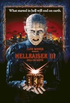 Hellraiser III - Inferno sulla città online