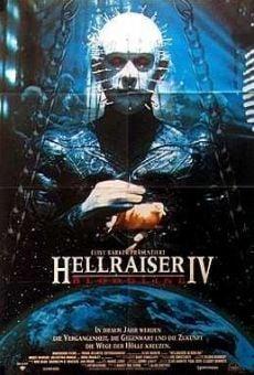 Hellraiser IV: Bloodline online kostenlos